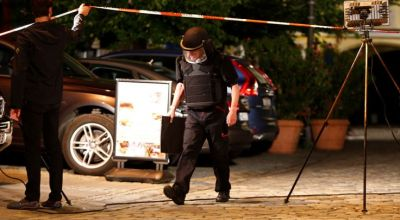 Links to terrorism found on the Ansbach suicide bomber's phone