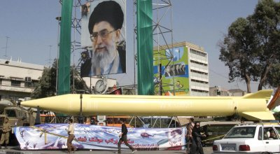 Iranian commander warns there are 100,000 missiles ready to strike Israel