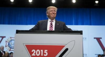 Trump Releases 10-Step Veterans Affairs Solution
