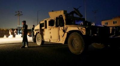 Taliban claims truck bomb blast in Afghan capital Kabul