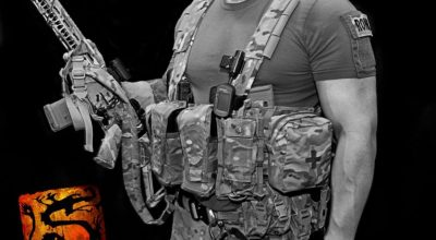 Special Operations Gear: RECCE/SNIPER Chest Rack
