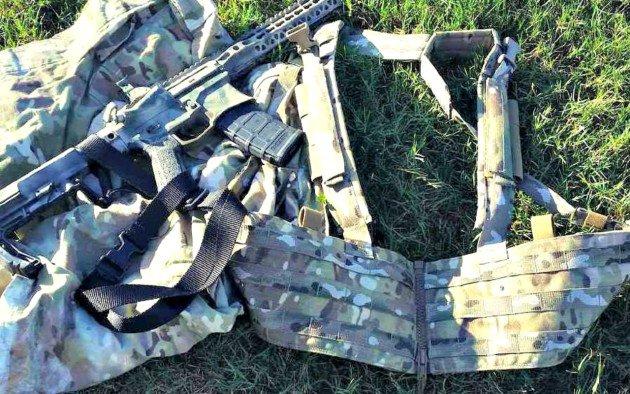 Special Operations Gear   RECCE/SNIPER Chest Rig