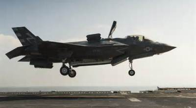 Marine Corps will get its second F-35B squadron this week