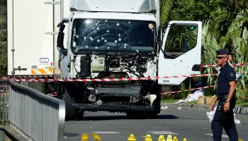 Counterterrorism fail: Will we push to ban assault trucks and assault axes next?