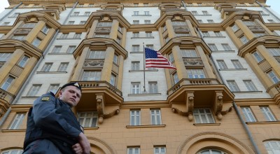 US, Russia expel each other's diplomats in flare-up over Moscow police attack