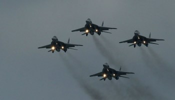 Russian warplanes reportedly bombed US base in Syria