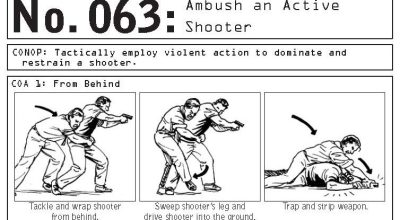 '100 Deadly Skills, Survival Edition': Former Navy SEAL shows you how to survive an ambush or active shooter