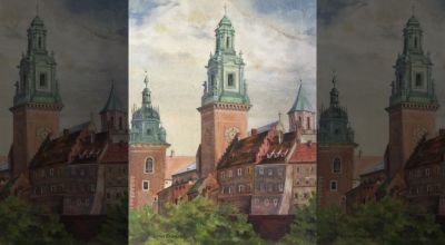 Painting taken from Hitler's wall by US soldier up for auction
