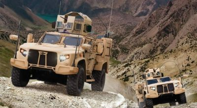 Army recon targets Apache helicopter cannon for Humvee replacement