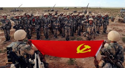 Chinese military to provide 'aid and training assistance' to Syrian government