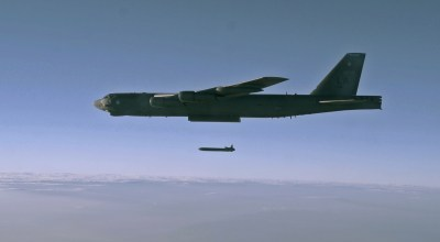 After 10 years, US B-52s resumes operations in Afghanistan