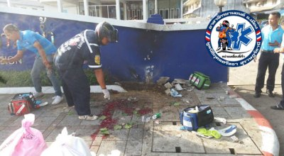 More bombings rock resort areas in Thailand: 4 dead and dozens wounded, 2 detained