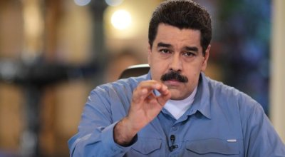 Venezuelan president warns rivals: 'Did you see what happened in Turkey?'