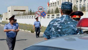 China's Embassy in Kyrgyzstan Hit by Suicide Bomber