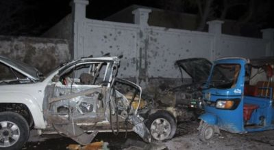 Al Shabaab attacked a restaurant in Mogadishu, seven people killed