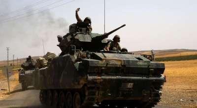 40 dead as Turkish shelling, raids hit Syrian civilians