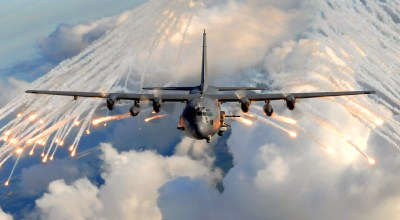 Watch: Fly a mission with an AC-130
