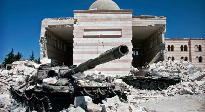 Syria is a devastation and our lacking interest is shameful