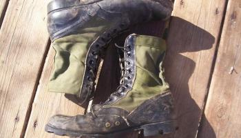 Jungle Boots | Footwear of the Salty