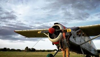 FighterSweep Interviews Bremont Co-Founder Nick English