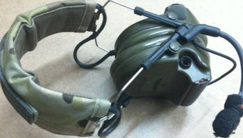 OC Tactical Hearing Protection Cover