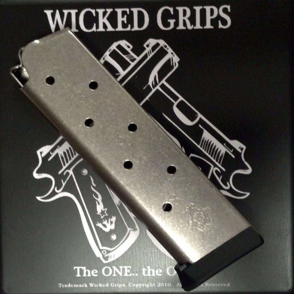 Wicked Grips Magazine | First Look