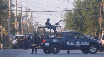 Watch: Mexican Authorities Still Covering Up Cartel Gun Battles