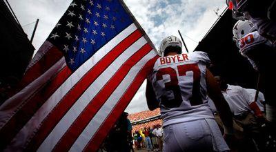Former Green Beret, NFL player Nate Boyer soars above Kaepernick debacle