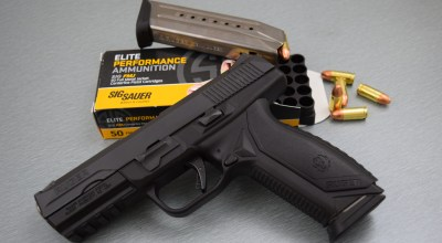 Ruger American Pistol: Bravo Ruger!