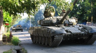 Not quite WWII, Russia positions tanks near Europe, as Iran prepares to invade Israel