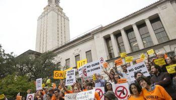 UT-Austin at center of campus carry debate
