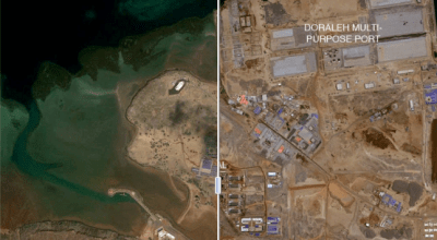 China builds first overseas military outpost