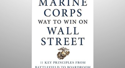 Q&A with Ken Marlin, author of 'The Marine Corps Way to Win on Wall Street'