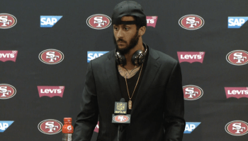 News Roundup: Colin Kaepernick and the national anthem, CCT John Chapman for MOH, multiple generals face sex charges