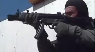 Video | Navy SEAL CQB Training