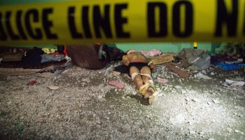The Philippine Government Claims That After Killing 400 Drug Dealers, Half-a-Million Turned Themselves In