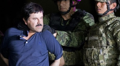 Son of 'El Chapo' possibly kidnapped, which would be new blow to jailed crime boss