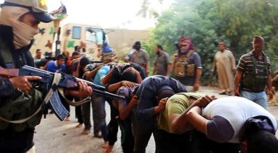 Iraq executed 36 over 2014 ISIS massacre of soldiers in Tikrit