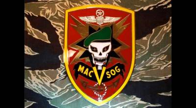 Radio traffic from Vietnam: MACV-SOG recon teams in contact