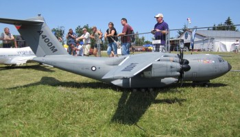 News Roundup: Epic RC aircraft do gun runs/drop paratroopers, Canuck sailor gropes U.S. Coastie, naked crack smoker