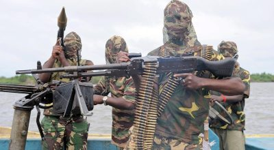 The Niger Delta continues to fall into disorder