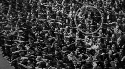 Hitler and Nazism, the problem when history is written by the victors
