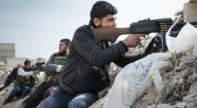 Is unconventional warfare an option in Syria?
