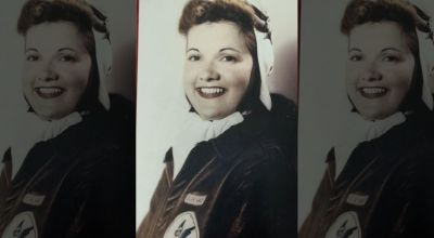 Female WWII pilot to be laid to rest at Arlington National Cemetery