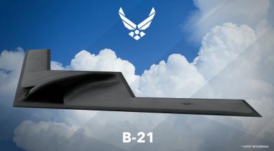 US Air Force reveals future Stealth Bomber – B-21 'Raider'