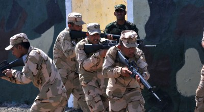 US Ranger training helps build more elite Iraqi force