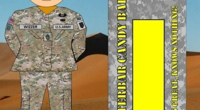 82nd Airborne peon butter bars to write enlisted NCOERs