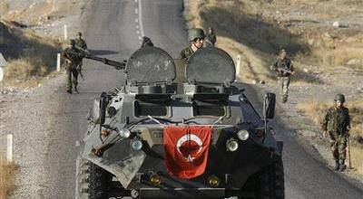 US SOF in Syria are now working with Turkish forces for the first time- Pentagon