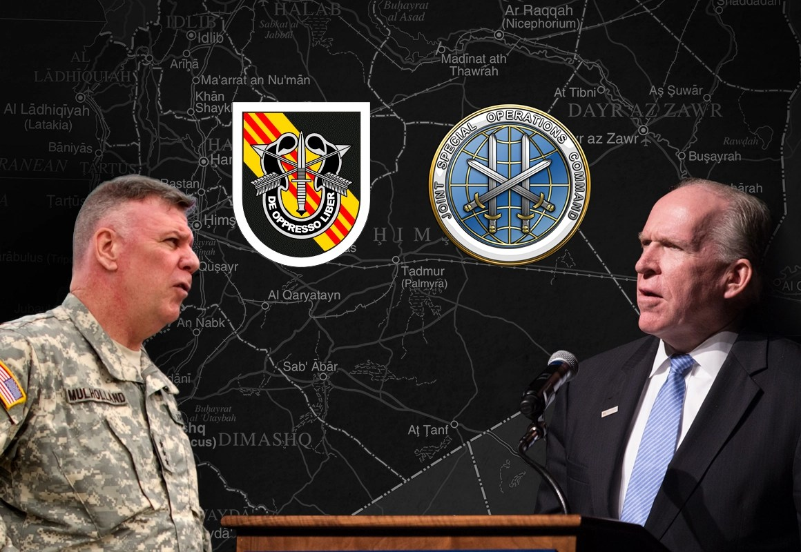 US Special Forces sabotage White House policy gone