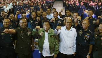 Duterte Signals Shift in US and Philippine Military Alliance